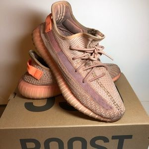 "Adidas Yeezy Boost 350 V2 ""Clay"" Men's Size 11.5!"